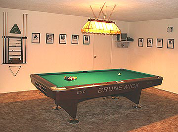 Wayne schmidts billiards page biographies below them were put up the effect is to make the room look larger and more completely a serious pool room heres how it turned out keyboard keysfo Image collections