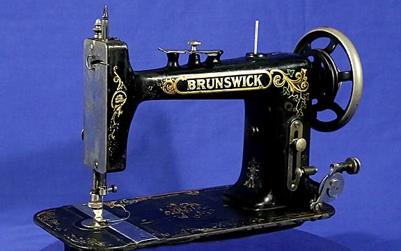 Antique Sewing Machines Cool National Sewing Machine Company History