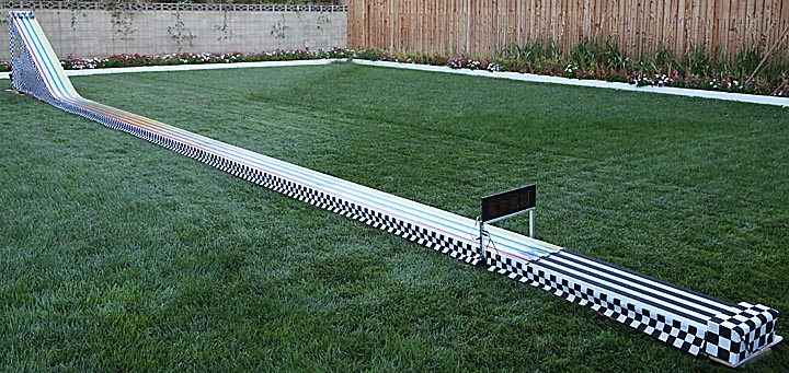 How to assemble a besttrack aluminum pinewood derby track